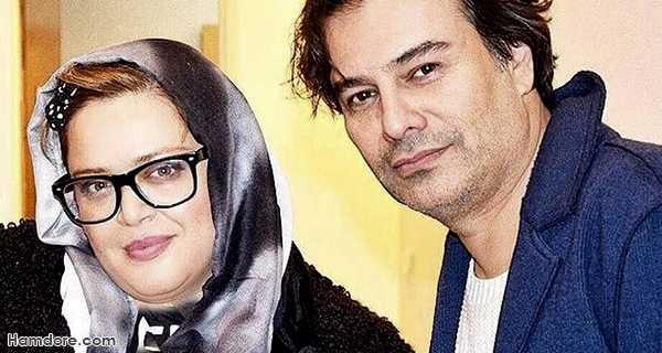bahareh rahnama,بهاره رهنما و همسر اولش,بهاره رهنما و پیمان قاسم خانی