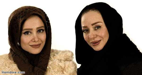 elnaz habibi,الناز حبیبی و خواهرش,خواهر الناز حبیبی