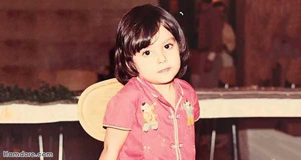 parastoo salehi,کودکی پرستو صالحی,عکس بچگی پرستو صالحی