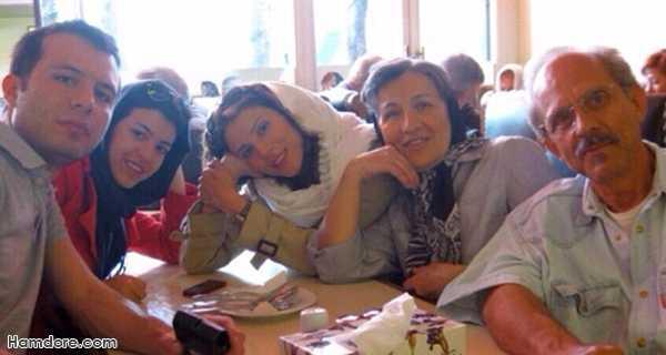 spv n,gjahid,برادر سحر دولتشاهی,خواهر سحر دولتشاهی,مادر سحر دولتشاهی