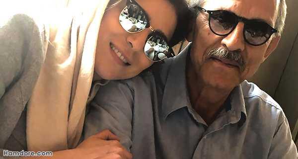 sahar dolatshahi,سحر دولتشاهی و پدرش,اسم پدر سحر دولتشاهی