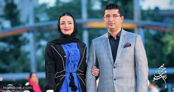 Shila Khodadad,شیلا خداداد و همسرش,فرزین سرکارات شوهر شیلا خداداد