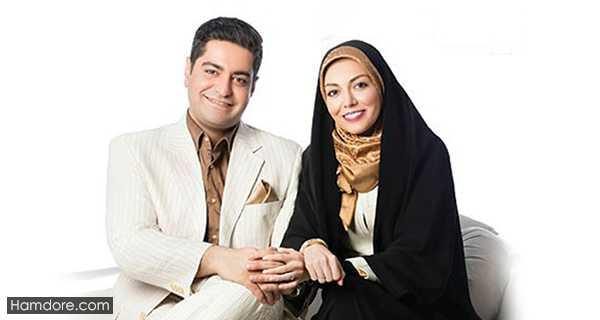 Azadeh Namdari,آزاده نامداری و شوهرش,همسر دوم آزاده نامداری سجاد عبادی