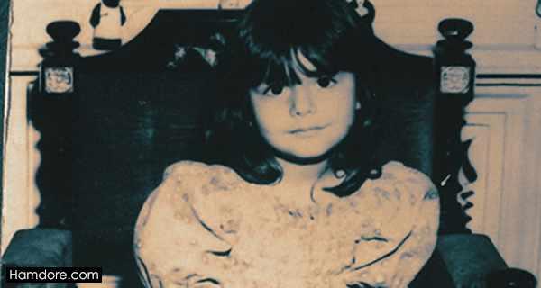 Hengameh Ghaziani,کودکی هنگامه قاضیانی,جوانی هنگامه قاضیانی
