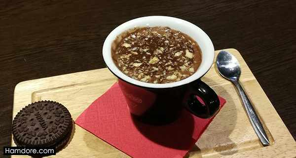 شکلات داغ,Hot chocolate,طرز تهیه هات چاکلت,دستور هات چاکلت,ihj ]h;gj