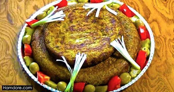 طرز تهیه کوکو بادمجان,koo koo bademjan,دستور پخت کوکو بادمجان,;,;, fhnl[hk