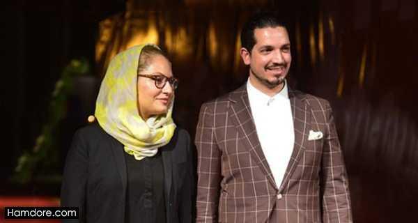 Mahnaz Afshar,مهناز افشار و همسرش,یاسین رامین شوهر مهناز افشار