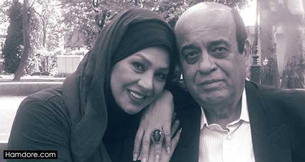 Nasrin Moghanloo,نسرین مقانلو و پدرش,شغل پدر نسرین مقانلو