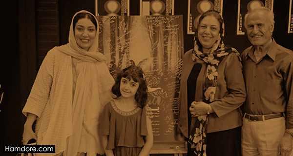 Negar Abedi,خانواده نگار عابدی,پدر و مادر نگار عابدی