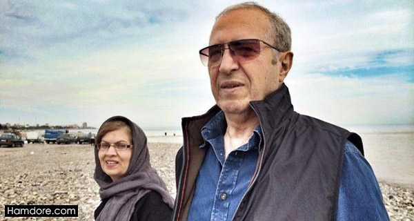 Niki Karimi,پدر و مادر نیکی کریمی,شغل پدر نیکی کریمی