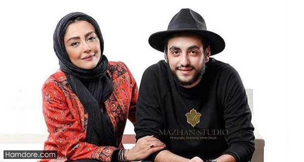 shaghayegh farahani,شقایق فراهانی و پسرش,سام حسابی پسر شقایق فراهانی