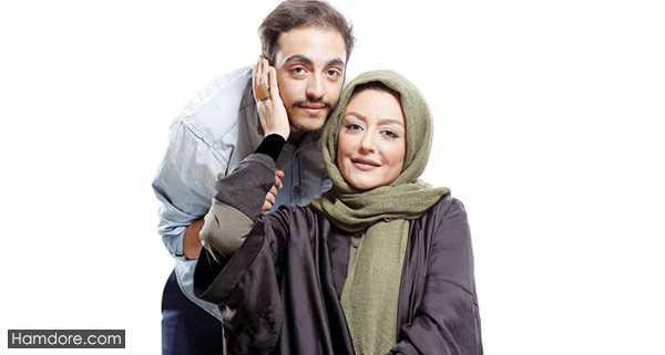شقایق فراهانی,همسر شقایق فراهانی,حسامی شوهر شقایق فراهانی
