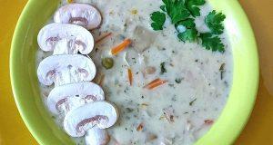 آموزش طرز تهیه سوپ شیر و اصول پخت سوپ شیر و خامه خوشمزه