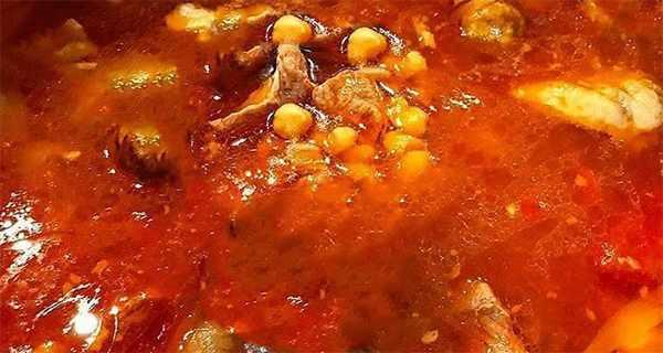 آبگوشت سنتی , abgoosht , دیزی سنگی , طرز تهیه آبگوشت , دستور پخت آبگوشت , Hf aj ndcd