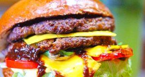 آموزش طرز تهیه همبرگر خانگی و اصول پخت همبرگر ذغالی خوشمزه