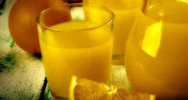 شربت پرتقال