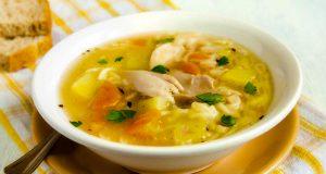 آموزش طرز تهیه سوپ مرغ و اصول پخت سوپ مرغ رستورانی خوشمزه