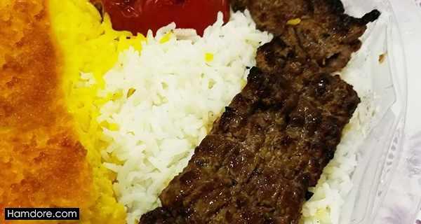 کباب برگ, kabab barg ,طرز تهیه کباب برگ,دستور پخت کباب برگ, ;fhf fv'