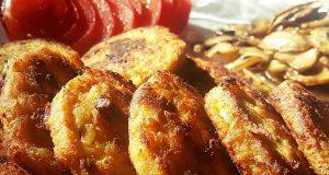 آموزش طرز تهیه شامی مرغ و اصول پخت شامی مرغ مجلسی و خوشمزه