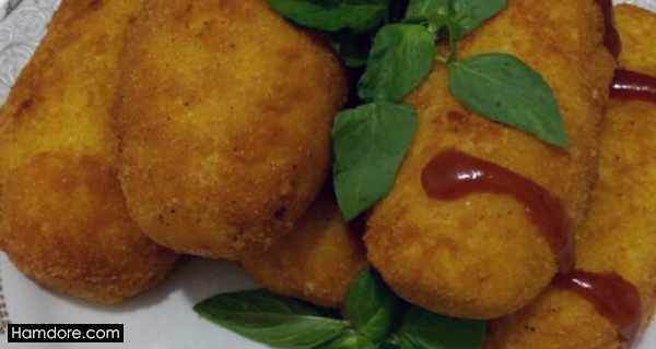 شامی سویا,طرز تهیه شامی سویا,دستور پخت شامی سویا