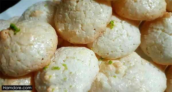 شیرینی نارگیلی, shirini nargili ,طرز تهیه شیرینی نارگیلی,دستور پخت شیرینی نارگیلی, advdkd khv'dgd