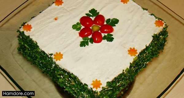 کیک مرغ,طرز تهیه کیک مرغ,دستور پخت کیک مرغ, ;d; lvy