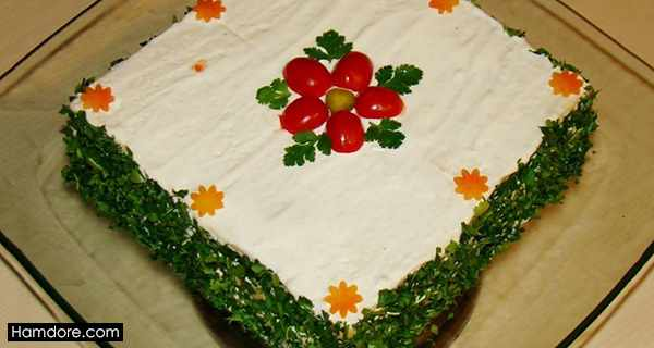 Cake Morgh