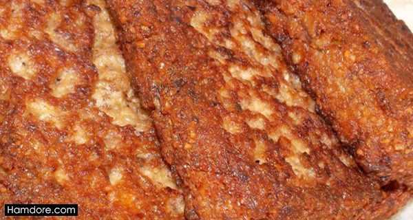کوکو گردو,کوکوی گردو,طرز تهیه کوکو گردو,دستور پخت کوکو گردو