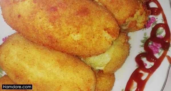 کوکو شکم پر,کوکوی شکم پر,طرز تهیه کوکو شکم پر,دستور پخت کوکو شکم پر