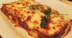 آموزش طرز تهیه لازانیا گوشت و قارچ و اصول تهیه سس لازانیا خوشمزه