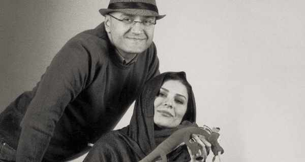 rambod javan , رامبد جوان و سحر دولتشاهی , همسر دوم رامبد جوان