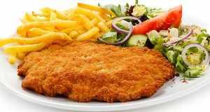 آموزش طرز تهیه شنیسل مرغ و اصول شنیسل مرغ خانگی خوشمزه