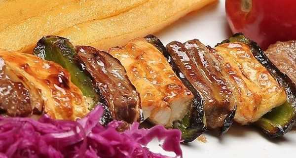 کباب قفقازی , طرز تهیه کباب قفقازی , دستور پخت کباب قفقازی