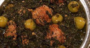 طرز تهیه خورش گوجه سبز و اصول پخت خورشت گوجه سبز خوشمزه