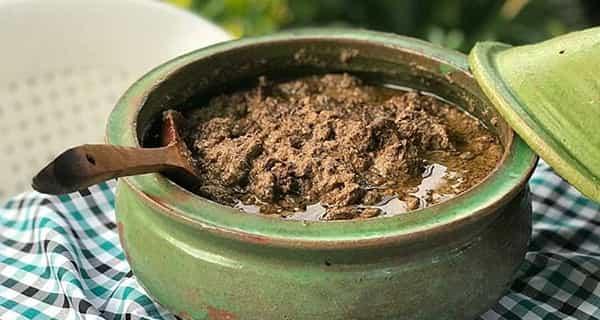 طرز تهیه خورش گمج کباب مجلسی , دستور پخت خورش گمج کباب گیلانی شمالی