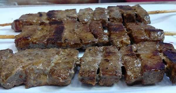 طرز تهیه کباب ژاپنی خوشمزه , دستور پخت کباب یاکیتوری مجلسی , xvc jidi fhf Ch kd