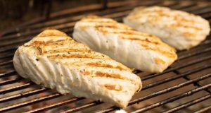 طرز تهیه کباب ماهی اوزن برون و اصول پخت استروژن کباب خوشمزه