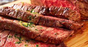 طرز تهیه کباب لندنی خوشمزه با گوشت تازه همراه با سس ویژه