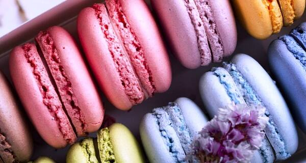 طرز تهیه ماکارون,ماکارون,ماکارون فرانسوی,شیرینی ماکارون,macaron,lh;hv,k