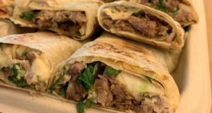 آموزش طرز تهیه شاورما مرغ و گوشت خوشمزه به روش ترکی در منزل