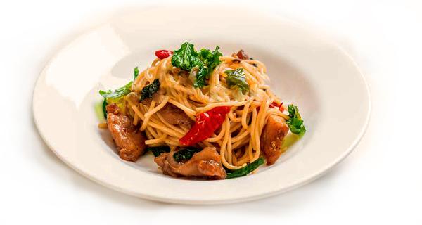 طرز تهیه اسپاگتی مرغ,اسپاگتی مرغ,طرز تهیه اسپاگتی,hsh'jd lvy,chicken spaghetti