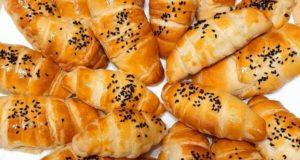 آموزش طرز تهیه نان پواچا ترکیه ای خوشمزه و مغز دار به روش خانگی