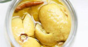طرز تهیه ترشی لیمو با آبلیمو