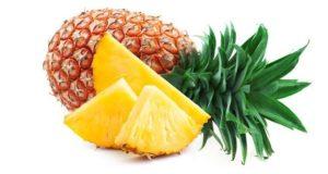 فواید آناناس بر بدن