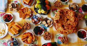 طرز تهیه شیرینی مخصوص عید فطر