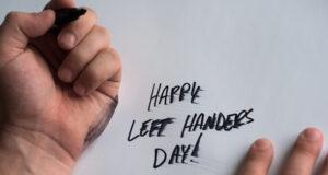 اس ام اس روز جهانی چپ دست ها