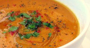 طرز پخت سوپ دال عدس خوشمزه